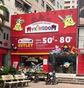 My kingdom có dấu hiệu vi phạm Luật thương mại khi quảng cáo