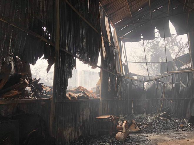 Vụ cháy lớn ở Trung Văn: Xác định danh tính 8 nạn nhân