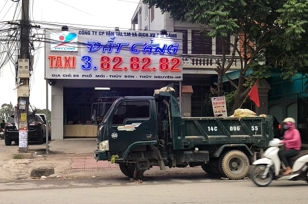 Hải Phòng: Doanh nghiệp vận tải Đất Cảng tiếp tục bị khủng bố bằng