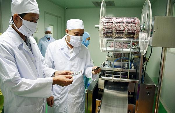 Tăng số lượng thuốc sản xuất trong nước đáp ứng yêu cầu về điều trị