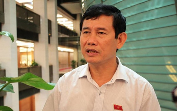 ĐBQH Nguyễn Ngọc Phương (Đoàn ĐBQH Quảng Bình):Tăng tuổi nghỉ hưutheo lộ trình
