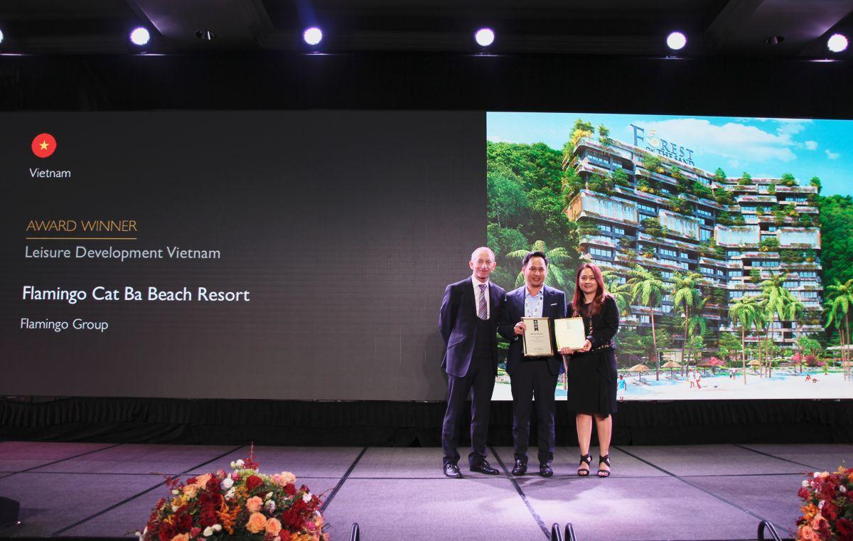 Dự án Flamingo Cát Bà Beach Resort được vinh danh tại IPA 2019, Thái Lan