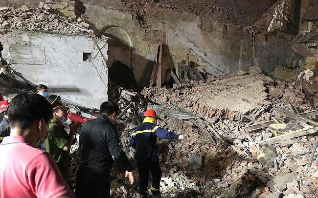 Điểm lại những vụ sập nhà xung quanh khu vực phố cổ Hà Nội