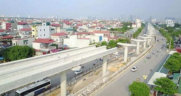 Đề xuất đầu tư 40.000 tỷ đồng làm đường sắt ga Hà Nội - Hoàng Mai