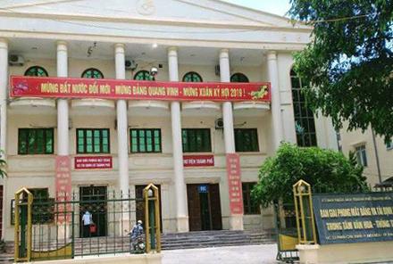 Thanh Hóa: Bắt giam Phó Giám đốc Ban giải phóng mặt bằng và tái định cư do lập khống hồ sơ