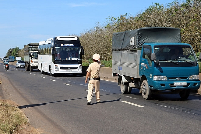 Hà Nội: Phát hiện, xử lý hơn 3200 phương tiện vi phạm giao thông sau 3 ngày ra quân tổng kiểm tra