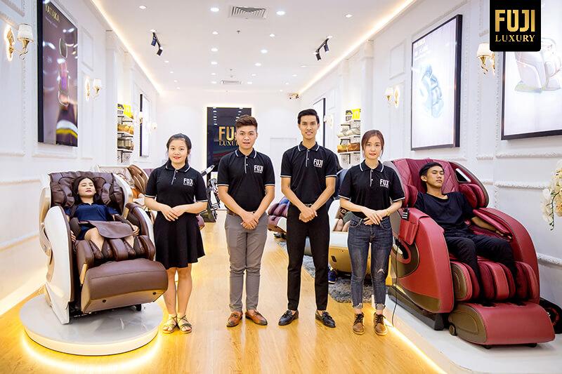 3 Dòng ghế massage đi tiên phong trong việc ứng dụng công nghệ 4.0 vào chăm sóc sức khỏe con người