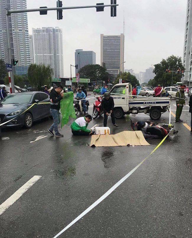 Va chạm liên tiếp, một tài xế người Thanh Hoá tử vong