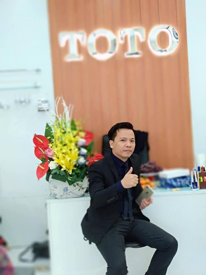 Ông Đặng Xuân Trịnh, Giám đốc TOTO 343 Nguyễn Xiển