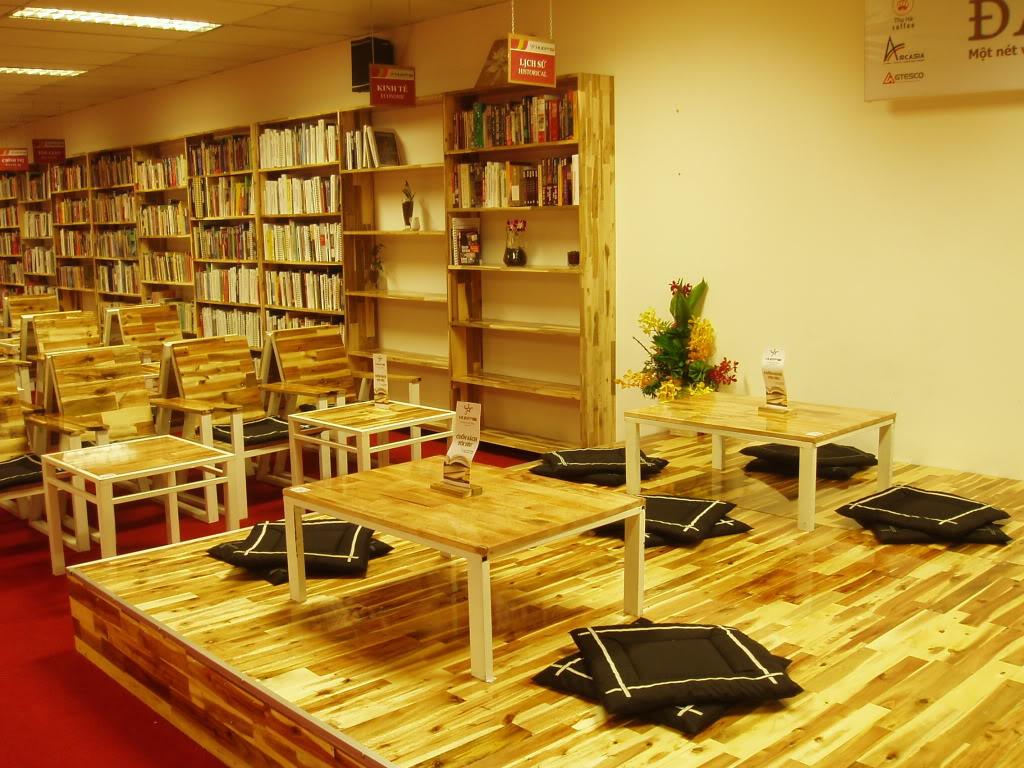 Văn hóa đọc sách của giới trẻ Việt Nam: Cà phê sách, ngôi nhà cho người yêu sách