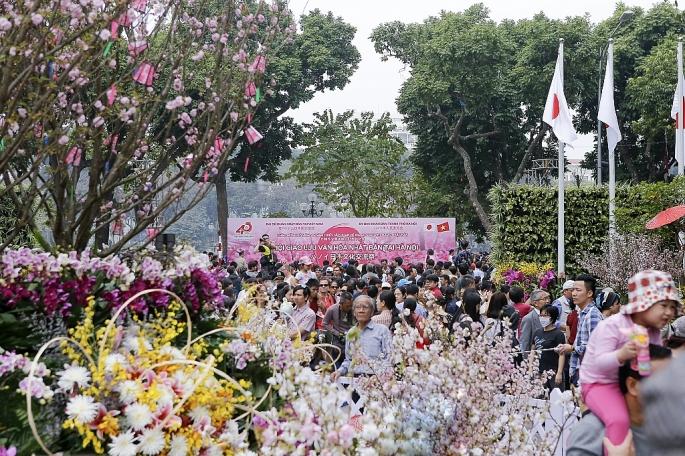 Ngày 29-3, khai mạc Lễ hội hoa anh đào Nhật Bản - Hà Nội 2019