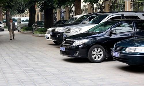 Quy định mới về tiêu chuẩn, định mức sử dụng xe công
