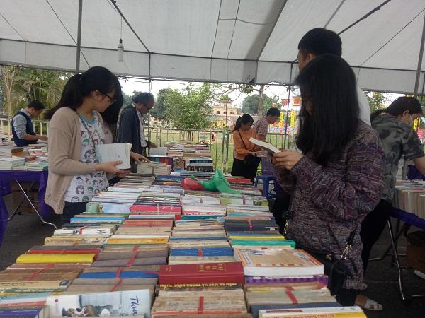 Lễ hội sách cũ Hoàng Thành Thăng Long 2019