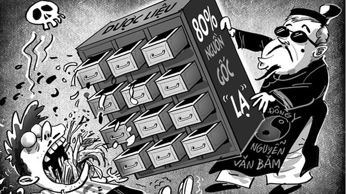 """Điểm danh những """"lương y"""" lừa đảo từng bị bóc mẽ tại Hà Nội"""