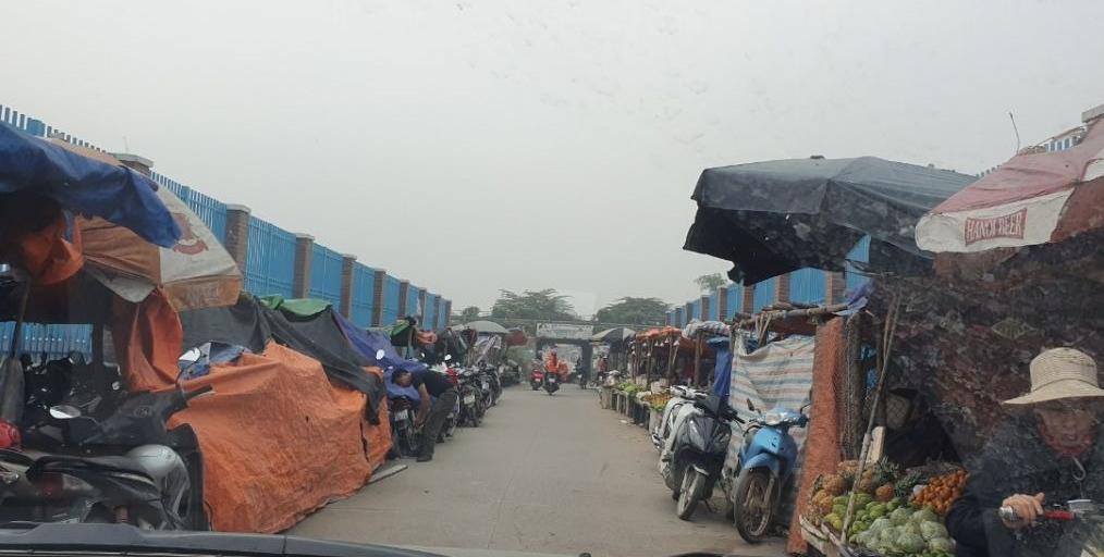Bắc Ninh: Dân lấn chiếm đất trái phép, cơ quan chức năng cần kiên quyết xử lý