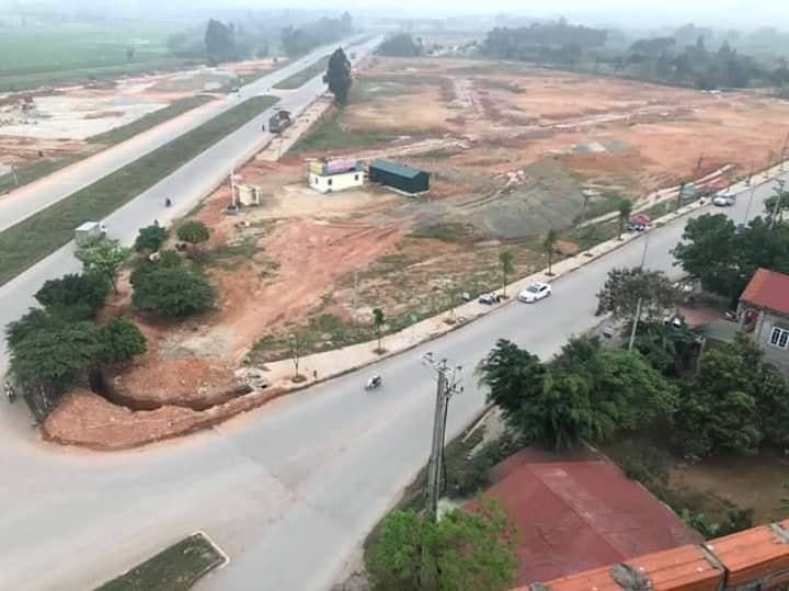 Dự án Khu đô thị Nam Phúc Yên, Vĩnh Phúc: Sàn BĐS giả mạo Chủ đầu tư để bán đất?