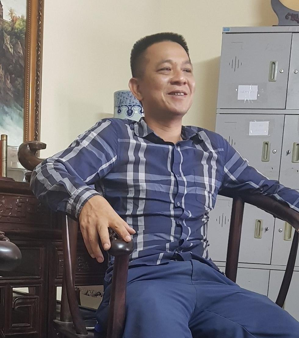 ông Lưu Văn Thuyên, Giám đốc Công ty Phúc Đạt