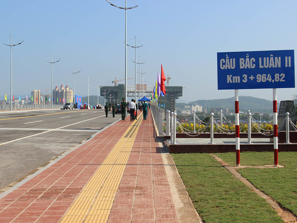 Kỳ 1: Quảng Ninh: Nhiều vấn đề quanh doanh nghiệp trúng thầu Dự án cầu Bắc Luân II (giai đoạn 1)