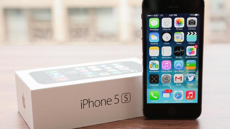 Cách phân biệt iPhone 5 và 5S hàng dựng, hàng thay vỏ