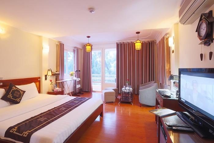 Chi tiết địa chỉ, giá phòng của khách sạn A25 ở Hà Nội và TP Hồ Chí Minh