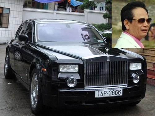 Chiếc Rolls Royce của