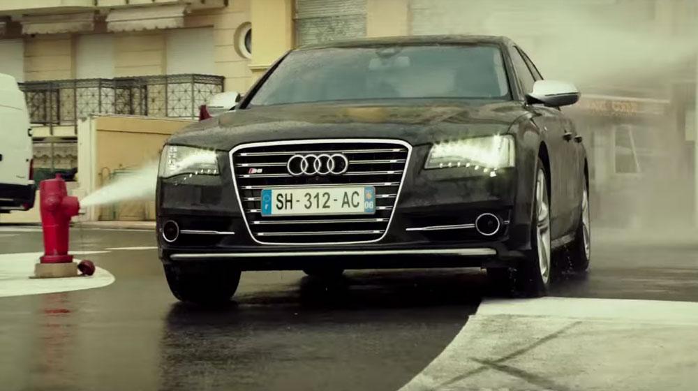 Đây là một trong những chiếc xe mạnh mẽ nhất của Audi