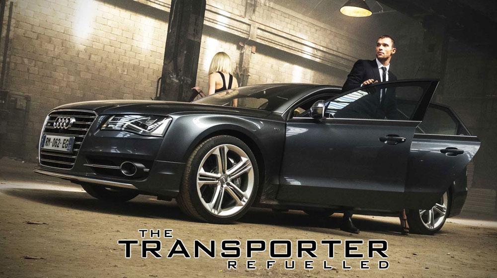Chiếc xe Audi S8 trong phim Người vận chuyển 4 có gì đặc biệt?