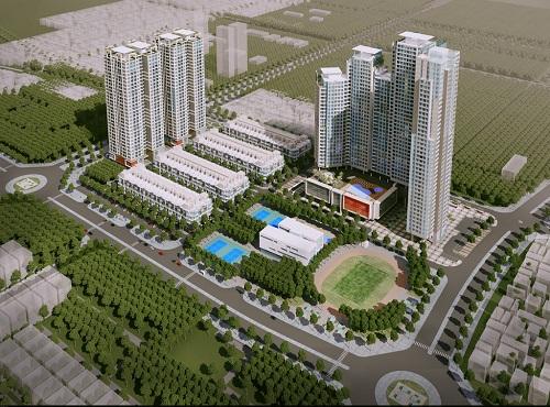 Hải Đăng HD Mon City: Nghi án bán nhà khi chưa xong móng?