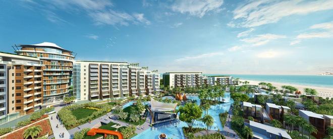 Loại hình căn hộ nghỉ dưỡng Premier Residences Phu Quoc Emerald Bay vừa được chủ đầu tư Sun Group công bố ra mắt vào ngày 13/12 tới, với hai tiêu chí: giá hợp lý và thỏa mãn nhu cầu nghỉ dưỡng của các gia đình trung lưu. Do công ty SALA (Anh quốc) thiết kế, hơn 200 căn hộ nghỉ dưỡng tại đây mang dấu ấn văn hóa bản địa hiện hữu rõ ràng.