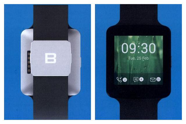 Có phải BKAV đang sản xuất đồng hồ thông minh Bwatch?