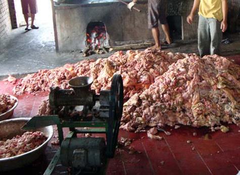Những tác hại kinh hoàng của thực phẩm bẩn với sức khoẻ người dân