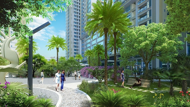 """Imperia Garden đã hoàn tất """"tư nhân hóa"""" dự án 4,2 hecta"""