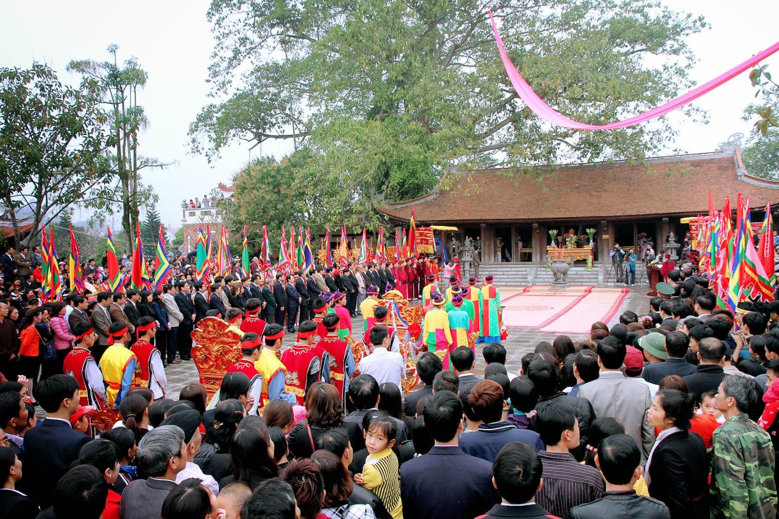 Giỗ Tổ Hùng Vương: Những điểm du lịch và món ăn không thể bỏ qua khi đến Phú Thọ