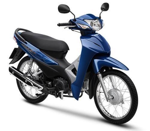 Hà Nội: Công an quận Cầu Giấy tìm chủ sở hữu một xe máy