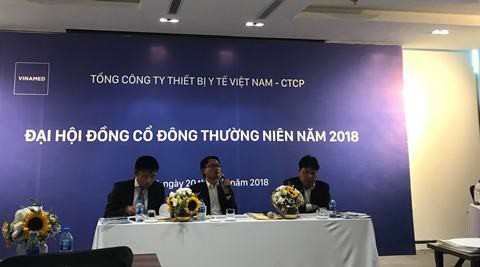 Hàng loạt sai phạm trong quá trình cổ phần hóa Tổng công ty Thiết bị y tế Việt Nam