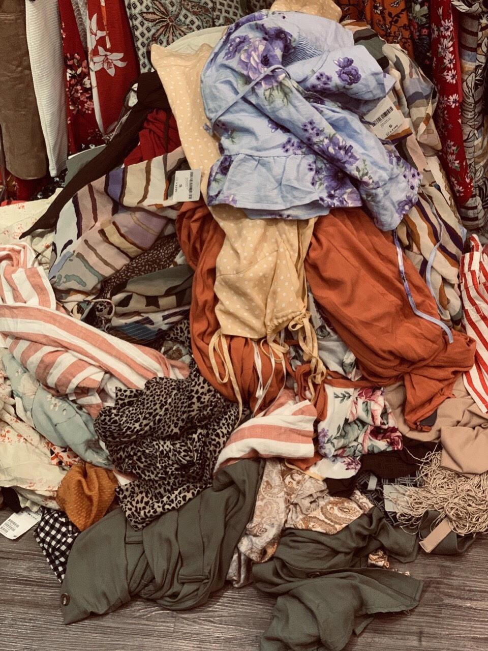 Zara, H&M 'tuồn' được bán như thế nào?