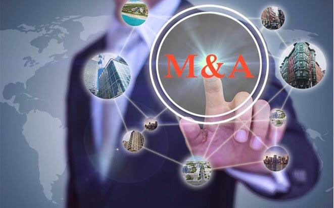 Thị trường mua bán sáp nhập doanh nghiệp (M&A) năm 2019 là sản xuất hàng tiêu dùng và bất động sản
