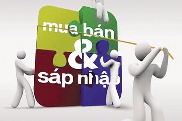 Việt Nam có sự tăng trưởng mạnh mẽ về giá trị M&A so với các nước trong khu vực Đông Nam Á.