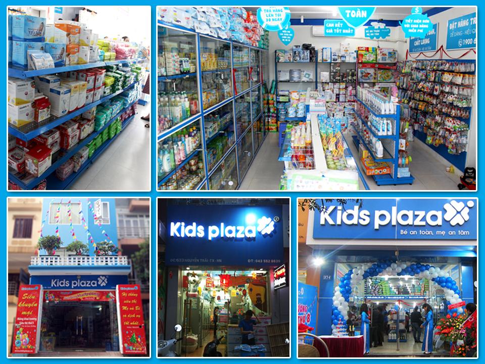 Kids Plaza trả lời vòng vo về vụ khách hàng mua phải bỉm hết hạn gần nửa năm