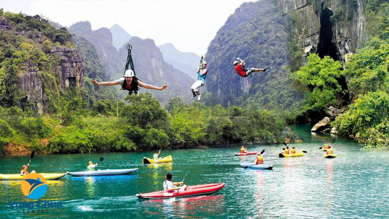 Những năm qua, Quảng Bình chú trọng đầu cho du lịch và đã thu hút được rất nhiều du khách tới tham quan