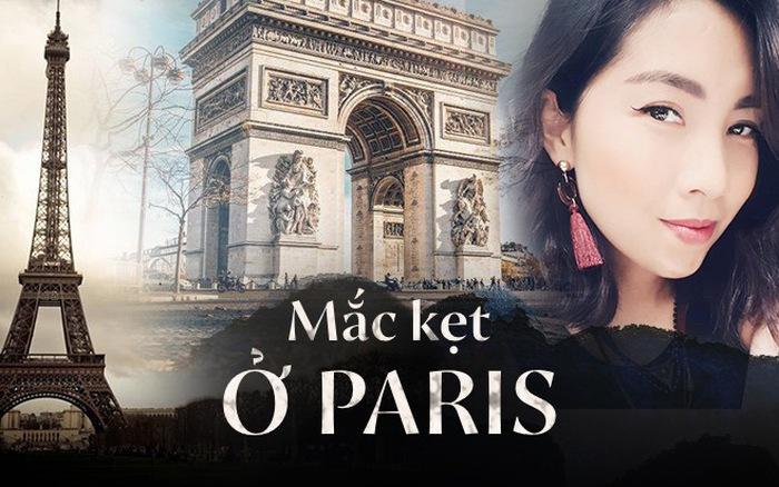 Cô gái Việt bị bắt giữ khi nhập cảnh tại sân bay Paris
