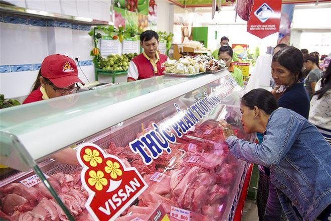 Vissan là một trong những doanh nghiệp dẫn đầu ngành thực phẩm tươi sống, đông lạnh và chế biến từ thịt.