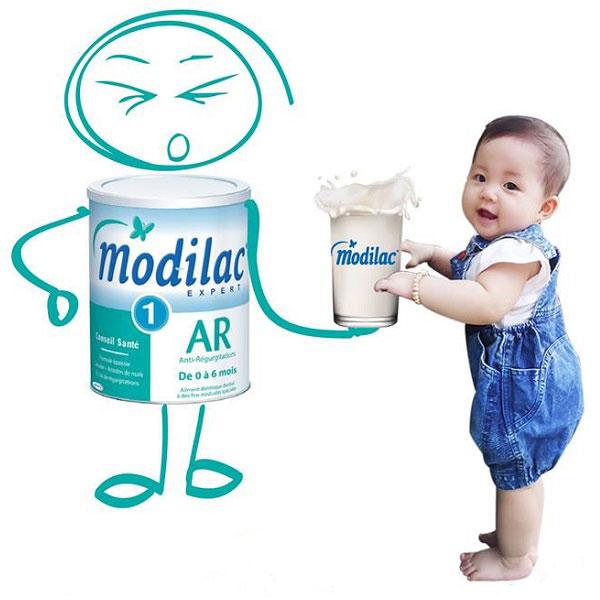 Bộ Công Thương đề nghị thu hồi sữa Modilac nhiễm khuẩn gây tiêu chảy