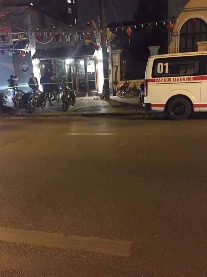 Người nước ngoài đột tử tại quán cà phê ở Hà Nội