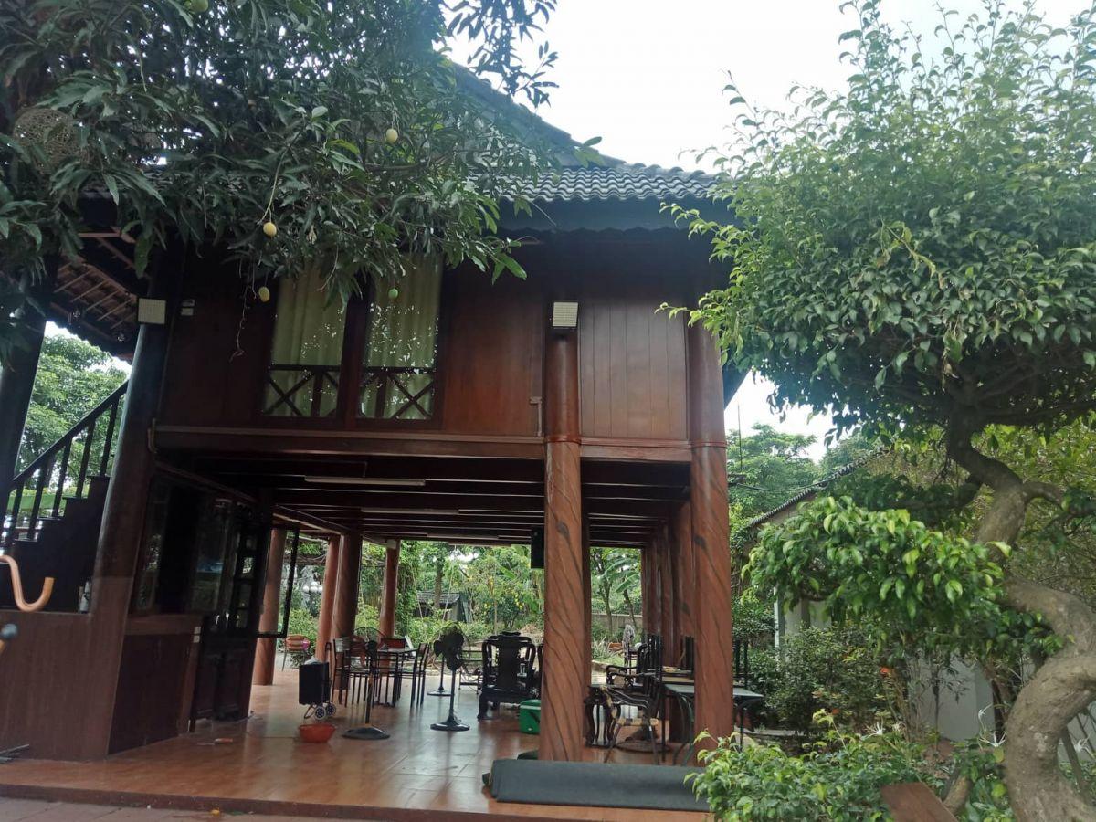 Kỳ 2 - Hà Nội: Khu nghỉ dưỡng hàng nghìn m2 mọc trên hành lang thoát lũ sông Đuống: Ai phê duyệt?