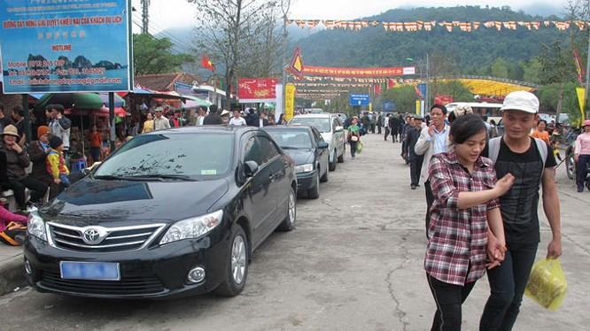 Hà Nội: Yêu cầu cán bộ, công chức không du xuân trong giờ hành chính, không sử dụng xe công đi lễ hội