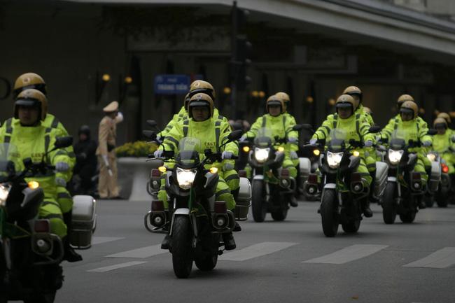 Hà Nội: Đường phố khác lạ trong ngày ra quân trước Hội nghị Thượng đỉnh Mỹ - Triều Tiên - Ảnh 12.