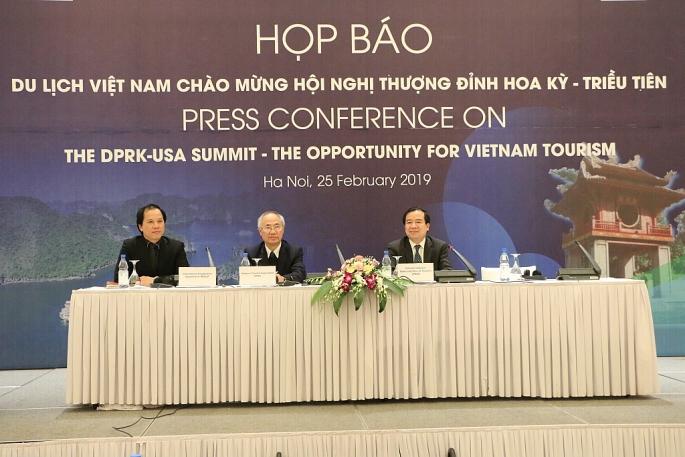 Hội nghị thượng đỉnh Mỹ - Triều là cơ hội lịch sử cho Du lịch Việt Nam