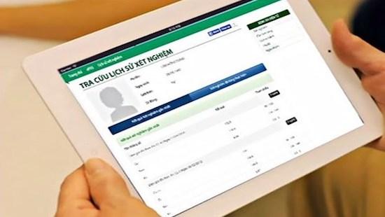 Bộ Y tế quy định, từ ngày 1/3 chính thức dùng bệnh án điện tử thay sổ khám bệnh