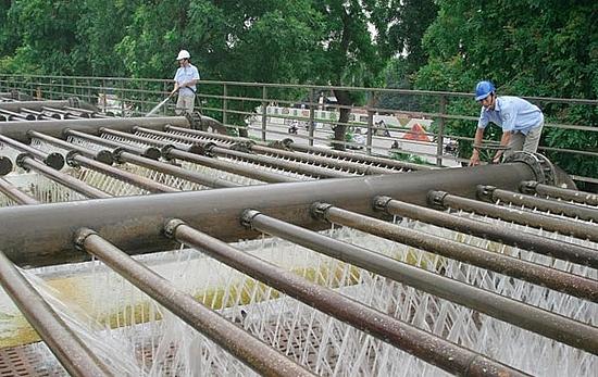 Hà Nội đẩy nhanh tiến độ hoàn thành các dự án cấp nước sạch khu vực nông thôn
